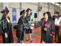 Beypazarı'nda mezuniyet sevinci