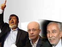 Mursi'ye şehit denilmesindan rahatsız oldular