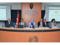 DTO'de Suudi Arabistan'a ihracatı hakkında bilgilendirme toplantısı