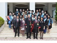Kızılcahamam Meslek Yüksekokulu ilk mezunlarını verdi