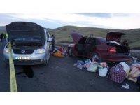 Kangal'da çatışma: 3 yaralı