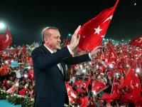 İstanbullulara mesaj... Erdoğan: Birlikte yürünecek daha çok yolumuz var!