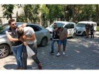 4 yabancıya uyuşturucu ticaretinden gözaltı