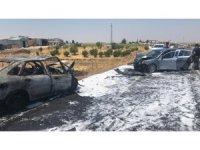 Viranşehir'de korkunç kaza