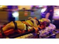 Antalya'da turistlerin trafik kazası: 1 turist öldü, 5'i turist 7 yaralı
