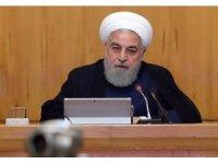 """Ruhani'den Saudi Aramco yorumu: """"Size ders vermek için vurdular"""""""