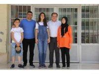 Zara Reşitakif Paşa Ortaokulu'nun LGS başarısı