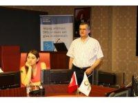 Çerkezköy TSO'da AB Projesi eğitimi verildi