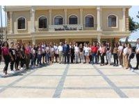 Arnavut öğrenciler Türkiye'ye hayran kaldı
