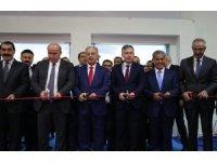 """Erbil'de """"Uluslararası İnşaat ve Elektrik Endüstrisi Fuarı""""na Türkiye damgası"""
