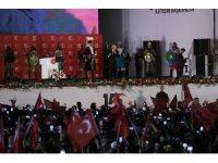 """İstanbul'da """"15 Temmuz Demokrasi ve Milli Birlik Günü Buluşması"""""""
