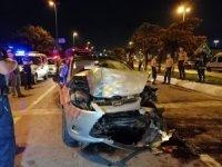 Pendik sahil yolunda trafik kazası: 1 ölü