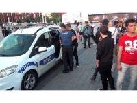 Taksim Metrosu'nda Arap turiste yan kesicilik şoku