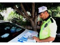 Mersin'de sürücülere 6 ayda 36 milyon 858 bin lira ceza kesildi