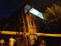 Beykoz'da kundaklama iddiası polisi harekete geçirdi