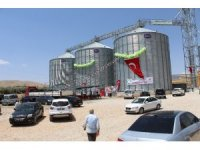 Elazığ'da 750 bin TL'si hibe 1,5 milyonluk silo yatırımı açıldı
