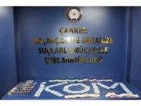 Çankırı'da sahte para operasyonu: 3 gözaltı