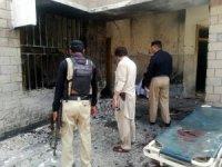 Pakistan'da hastane yakınında intihar saldırısı: 7 ölü, 26 yaralı