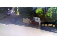 Sakarya'da üniversite öğrencilerini şoka uğratan hırsızlık