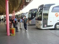 Otobüs firmalarına ek sefer izni