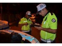 Çevreyi rahatsız eden motosikletlere ceza yağdı