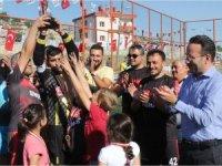 Unormak-Bilecik Futbol Turnuvasında şampiyon Unormakspor