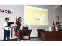 AOSB'de siber güvenlik eğitimi