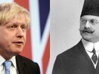 Garo Paylan'ın canısın... HDP'li vekil, Boris'in dedesi Ali Kemal'i öve öve bitiremedi