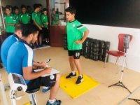 Konyaspor altyapı takımları testten geçti