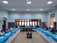 Recep Konuk, Çumra Belediye Meclis Toplantısı'na katıldı