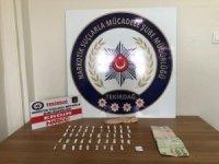 Tekirdağ'da uyuşturucu operasyonu: 2 gözaltı