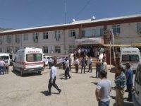 Sason'da otomobil şarampole yuvarlandı: 2 ölü, 3 yaralı