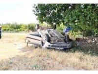 Kırşehir'de kaza: 5 yaralı