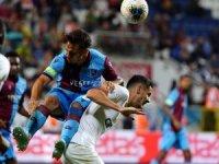 Trabzonspor, Atina'da avantaj arıyor