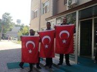Mardin'de 'kayyum' sevinci Şehit aileleri Cumhurbaşkanı'na teşekkür etti
