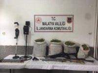 Jandarmadan uyuşturucu operasyonu:1 gözaltı