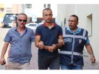 2 yıl 6 ay kesinleşmiş hapis cezası bulunan şahıs polise saldırdı