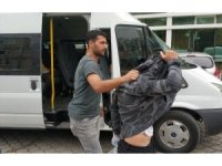 Samsun'da otomobil hırsızlığına 2 gözaltı