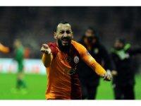 Kostas Mitroglou, 295 dakika süre aldı ve 2 gol, 1 asistle oynadı
