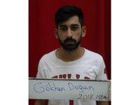 KKTC'de oto hırsızı mahkemede firar etti