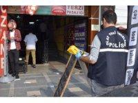 Malatya'da bıçaklı kavga: 1 yaralı