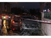 Erzincan'da iki ayrı trafik kazasında 4 kişi yaralandı