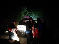 Zonguldak'ta kayalıklarda mahsur kalan 6 kişi kurtarıldı