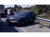 Kırıkkale'de trafik kazası: 8 yaralı