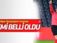 Göztepe-Konyaspor maçının hakemi belli oldu