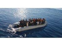 Muğla ve Aydın'da 163 göçmen yakalandı
