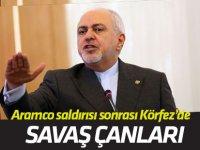 """Zarif'ten ABD ve Suudi Arabistan'a """"savaş uyarısı"""""""