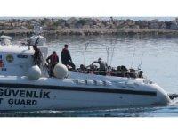 Çanakkale'de 102 düzensiz göçmen yakalandı