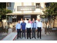 ASKON'dan KOSGEB İl Müdürü Eren'e ziyaret