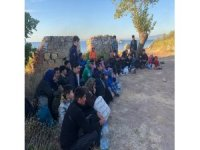 Çanakkale'de 3 günde 627 düzensiz göçmen yakalandı